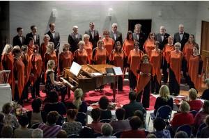 Vánoční koncert PSM, TRISIA Třinec, 2017
