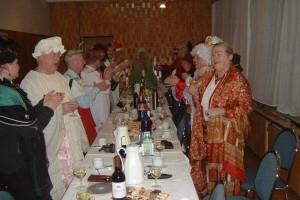 Vánoční večírek PSM, Třinec, 2006