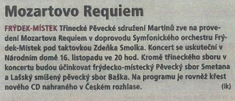 Mozartovo Requiem