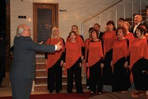 Výroční koncert k 55. výročí PSM, TRISIA Třinec, 2010