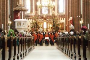 Novoroční koncert PSM, Katolický kostel sv. Alberta Třinec, 2011
