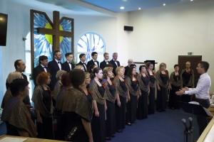 Koncert PSM, Evangelický kostel Oldřichovice, 2019