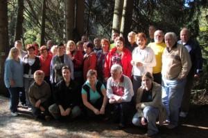 Soustředění PSM, Nýdek-Hluchová, podzim 2010