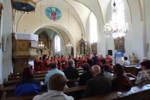Mezinárodní festival pěveckých sborů Baška, Skalice 2018