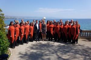 Mezinárodní sborový festival We Are Singing Adriatic, 2017