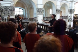 Evropský festival duchovní hudby Šumava-Bayerischer Wald, 2011