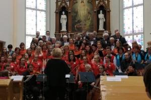 Celý Třinec zpívá, Evangelický kostel Třinec, 2019