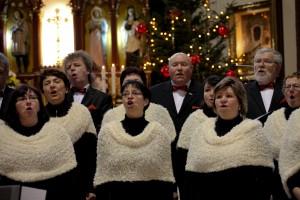 Novoroční koncert PSM, Katolický kostel sv. Alberta Třinec, 2015