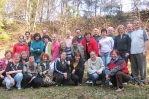 Soustředění PSM, Nýdek-Hluchová, jaro 2011