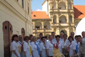 Festival sborového zpěvu Moravskotřebovské arkády, 2007