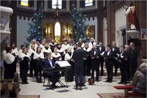 Novoroční koncert PSM, Katolický kostel sv. Alberta Třinec, 2020