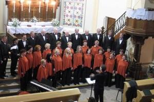 Třinecké hudební jaro, Evangelický kostel Třinec, 2008