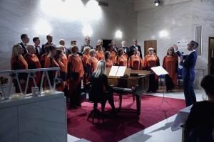 Vánoční koncert PSM, TRISIA Třinec, 2016