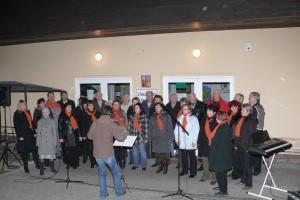 Adventní koncert PSM, Hnojník, 2009