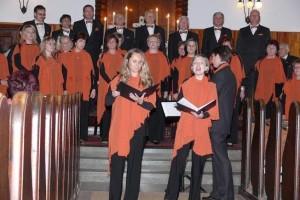 Koncert PSM, Evangelický kostel Na Rozvoji Český Těšín, 2009