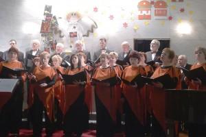 Vánoční koncert PSM, TRISIA Třinec, 15. 12. 2010
