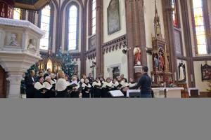 Novoroční koncert PSM, Katolický kostel sv. Alberta Třinec, 2016