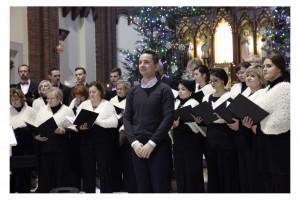 Novoroční koncert PSM, Katolický kostel sv. Alberta Třinec, 2018