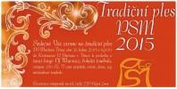 Tradiční ples PSM